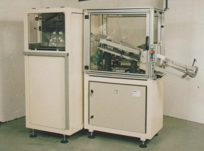 Bol centrifuge -  Distributeur à lames